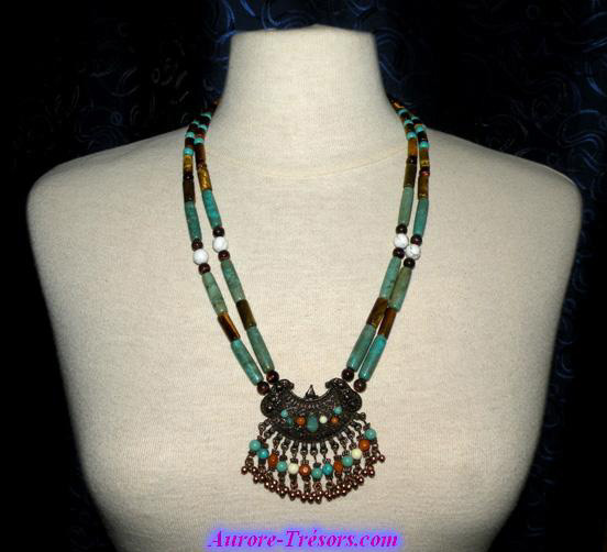 collier style inde